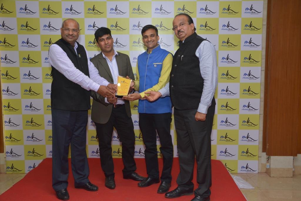 Marketing-Keeda-Award-Nandkishore-Harkut-Maheshwari-Pragati-Mandal