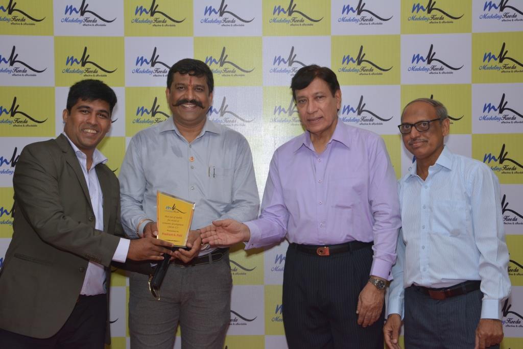 Marketing-Keeda-Award-Prashant-Patil