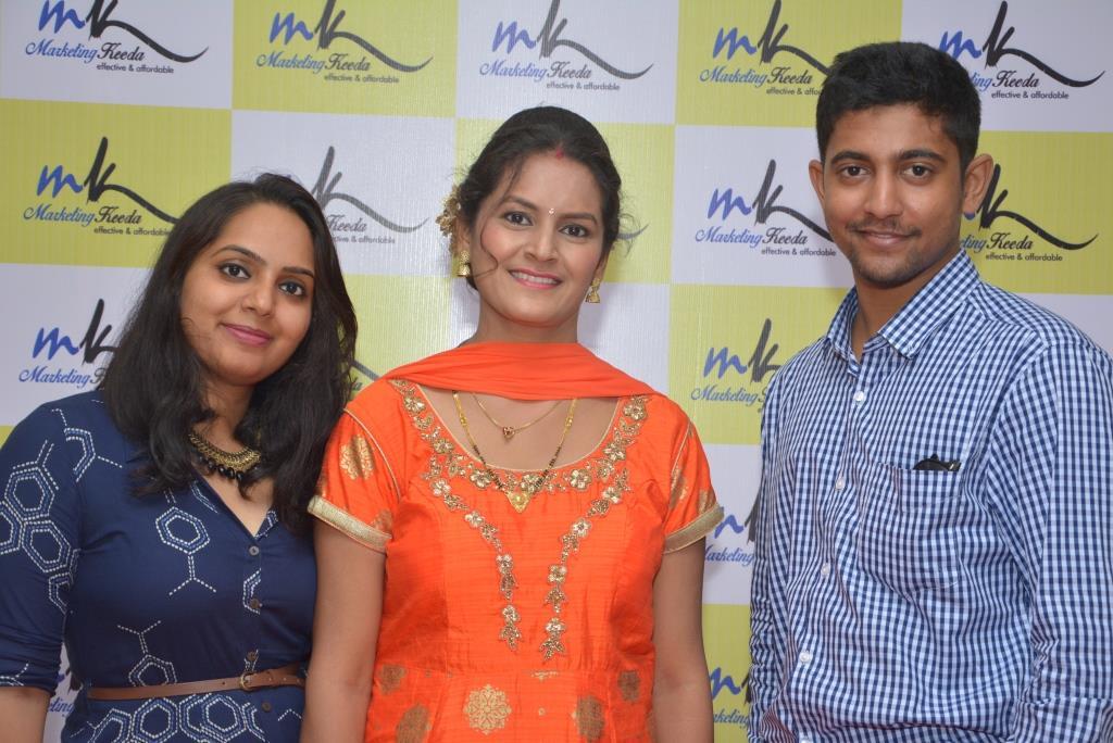 Marketing-Keeda-Rupali-Dipali-Chinmay-Appreciation-Award